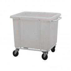Kirli Çamaşır Arabası Plastik