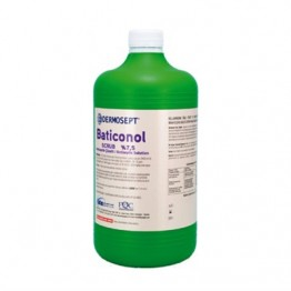 Scrub %7,5 Cilt Temizleyici 1000 ML Dermosept